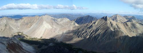 Summit Pano Northwest