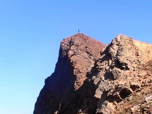 Me on Cascade Mountain