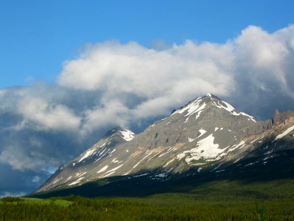 Summit and Little Dog Mountain