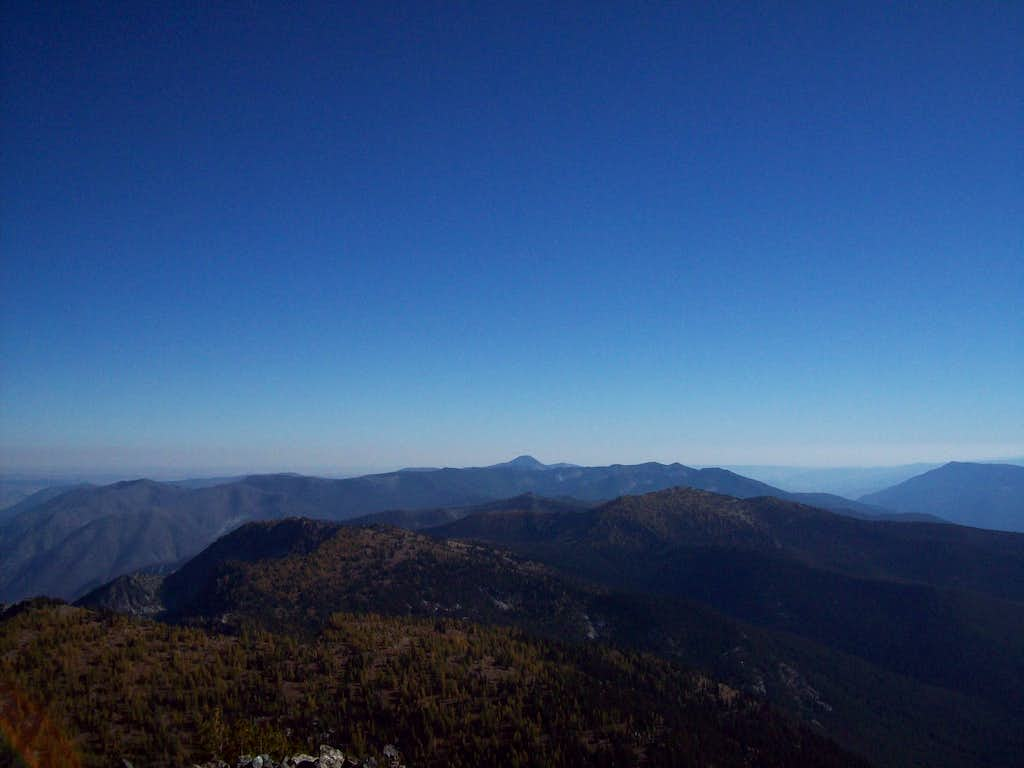 Crow Hill and Graham Mountain
