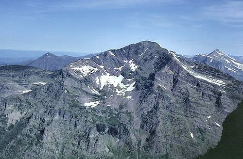 Mount Brown from the southeast.