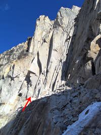 Paddle Flake, 5.10, 6 Pitches
