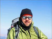Mt. Belford - John Little on the Summit