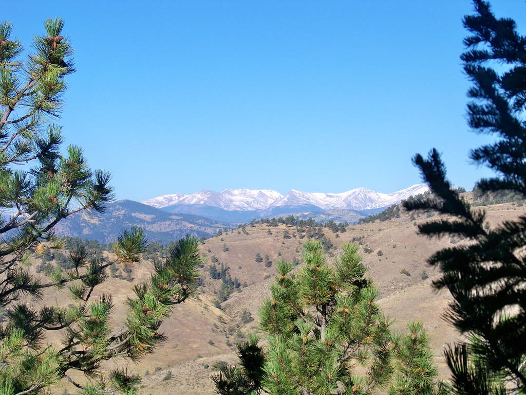 Highcountry to the West