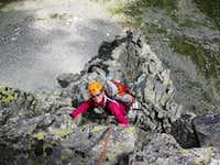 Happy climbing