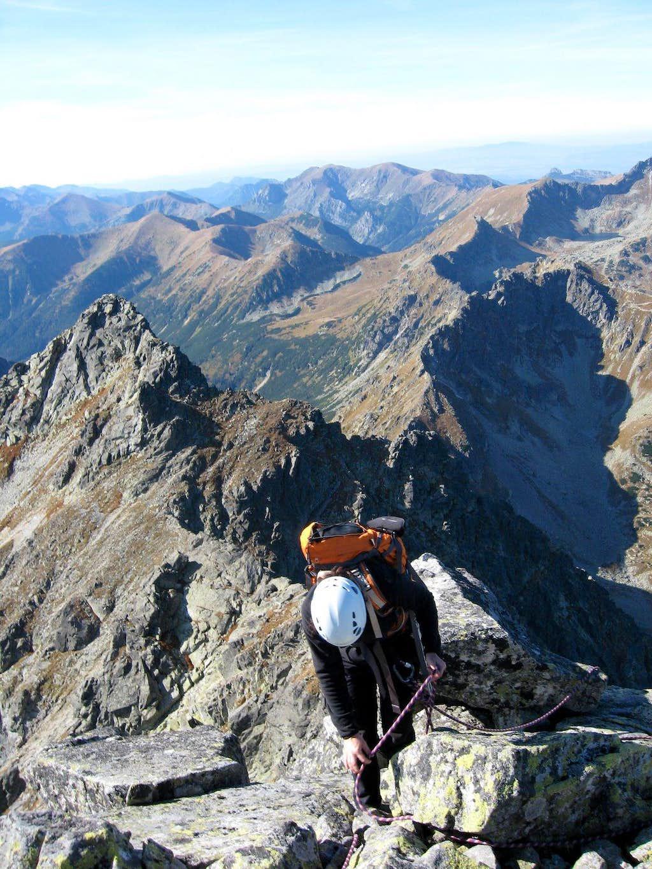 On Mieguszowiecki ridge