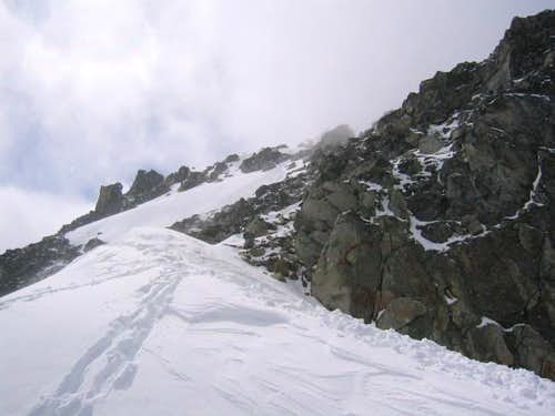 Colchuck Col (May 30, 2004).