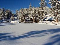 Lumpy Ridge Trailhead