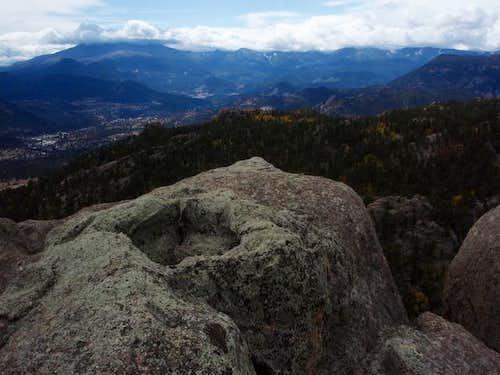 'Gem Peak' aka 'West Gemstone'