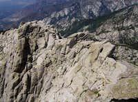 The class 3 summit ridge