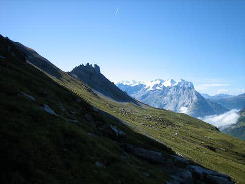 The way to Saetteli