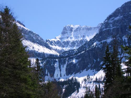 Clements Mountain