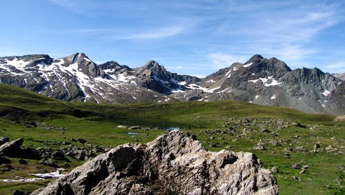 The Ponton Lake