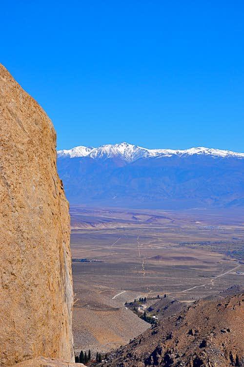 White Mountain Peak...