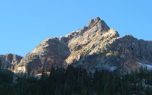 Reality Check on Pica Peak