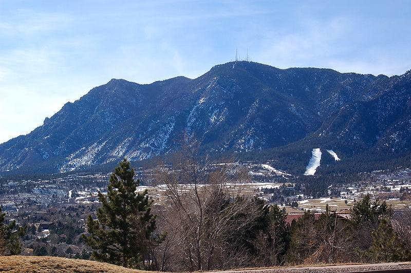 Cheyenne Mountain, Co