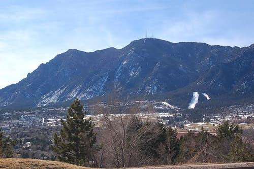 Cheyenne Mountain, Co