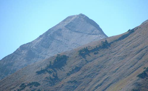 Mount Nebo Summit Cone