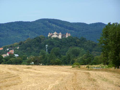 Castle Halič/Gács
