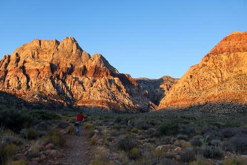 Oak Creek Canyon, Red Rocks