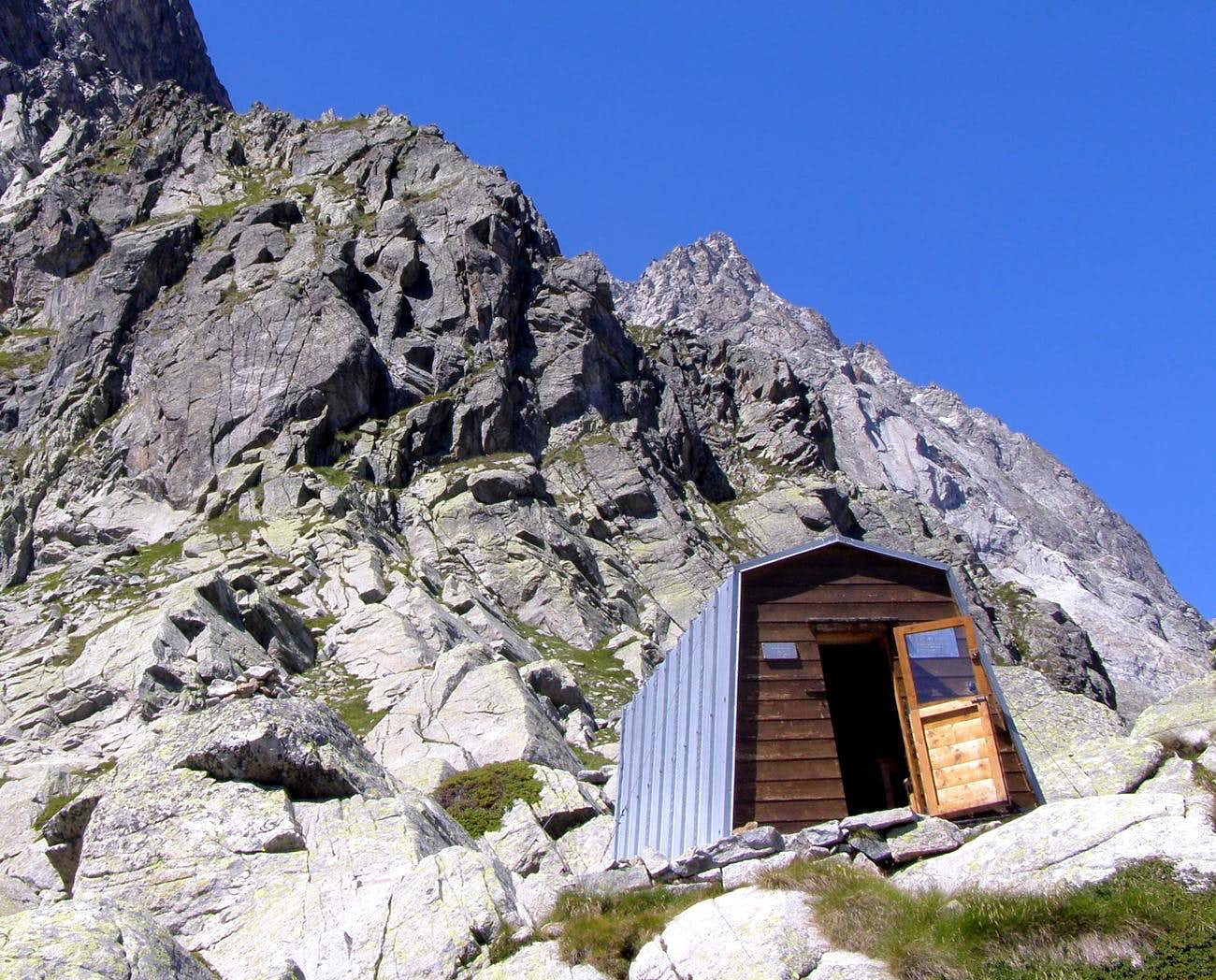 <font color=ff7000>⌂</font>Alpine BIVOUACS in the Aosta Valley &quot;Ferret Valley&quot;