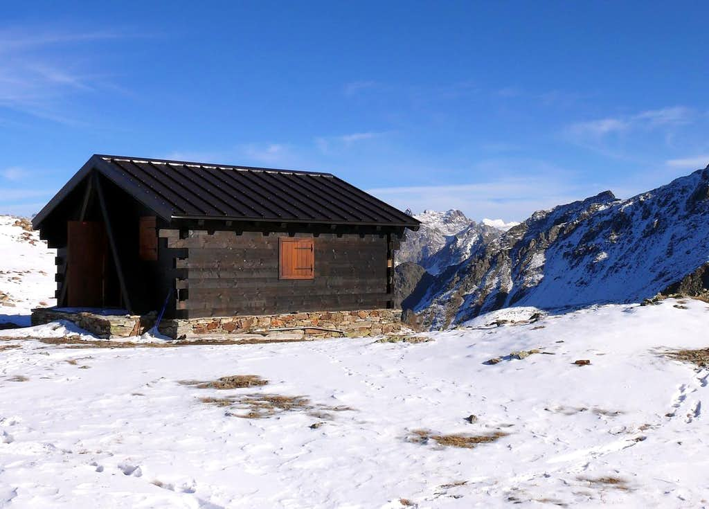 Alpine BIVOUACS in the Aosta Valley