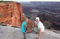 Overlook at Dead Horse Point