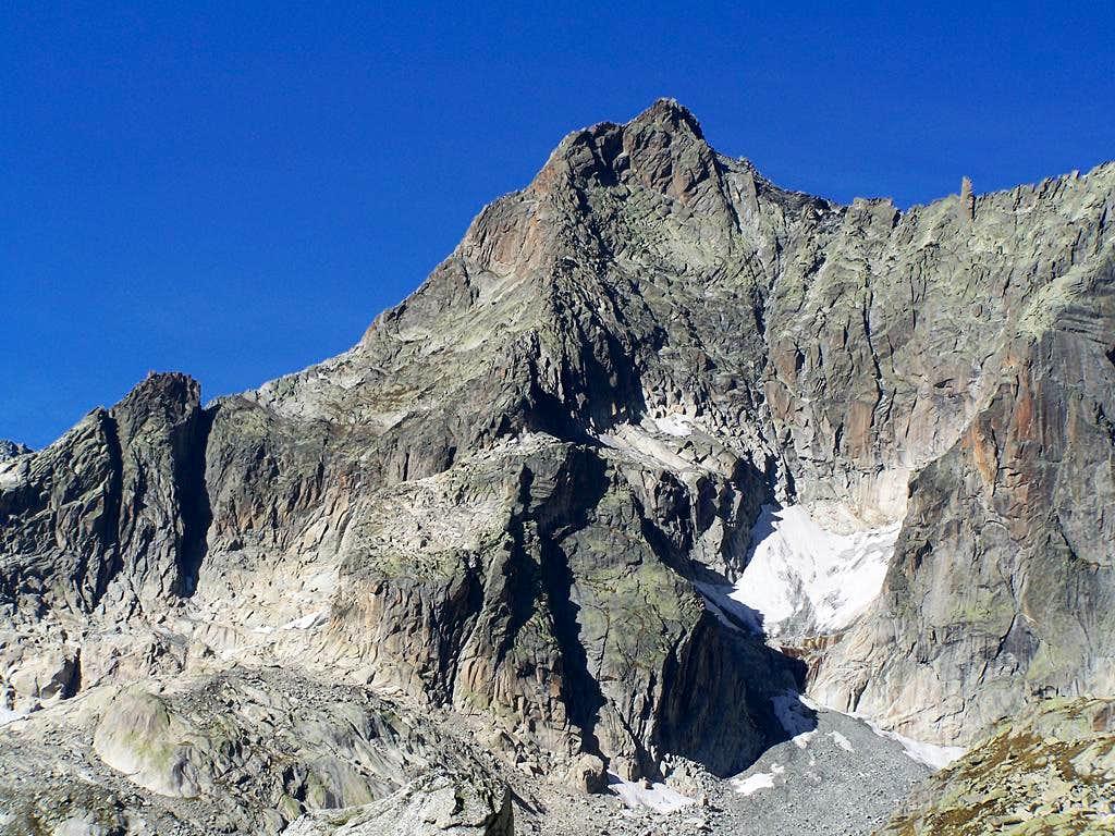 Gletschorn SE side