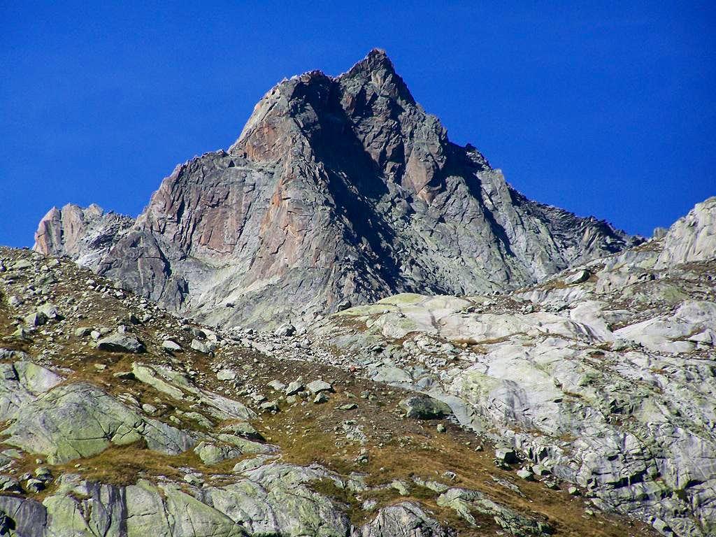 Gletschorn S side