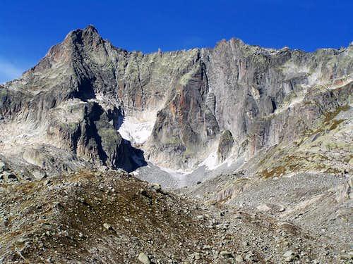 Gletschorn & Graue Wand