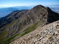 Nebo south summit