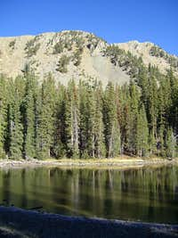 Unnamed lake at 11340'