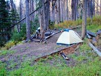 Peepsight Jct. Camp