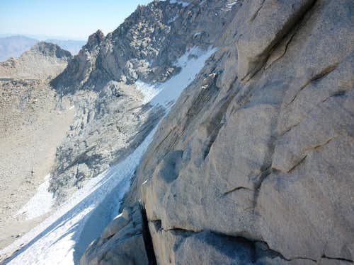 Mt Russell\'s West Ridge