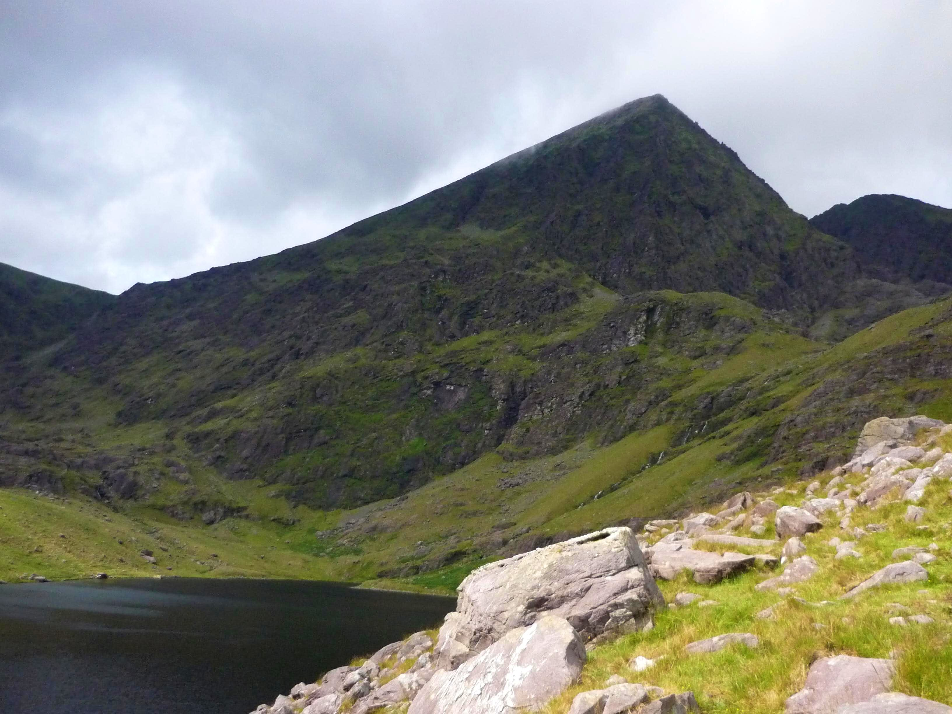 Carrauntoohil in a weekend