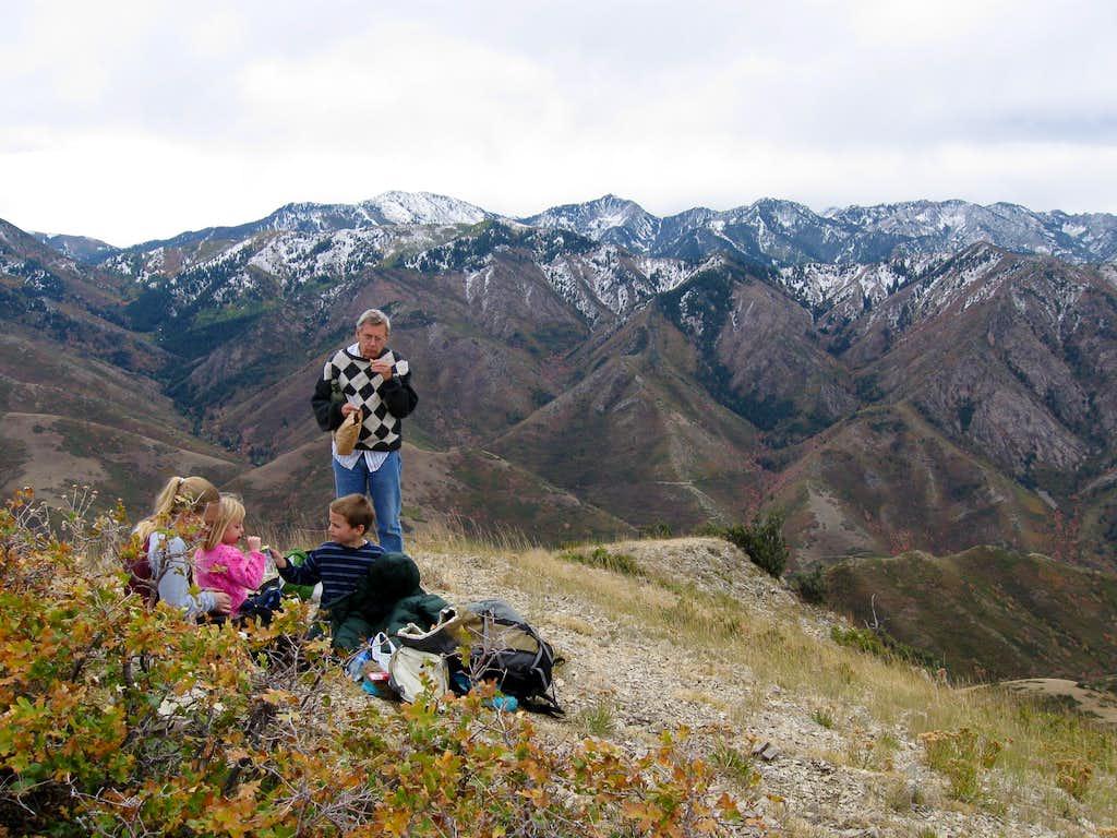 Summit of Dale Peak