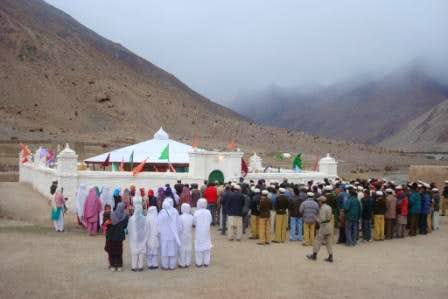 Baba Ghundi Festival Chipursan Valley - Hunza