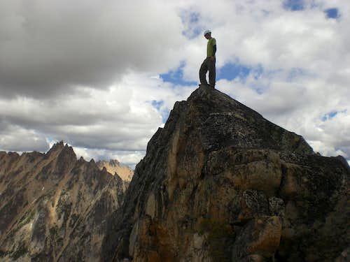 Summit of Pica Peak