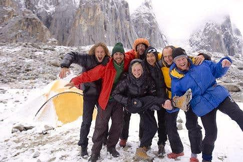 Trango Free Dream Team 2008
