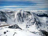 Parry Peak from James Peak