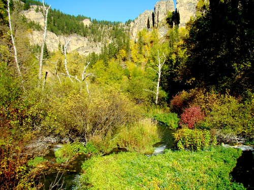 Little SpearfishCanyon