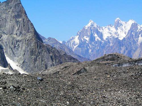 Payu Peak, Karakoram Pakistan