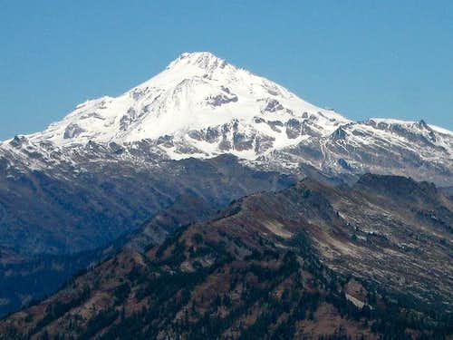 Glacier Peak from Labyrinth