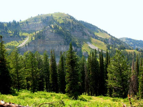 Logan Peak (Mount Logan), UT