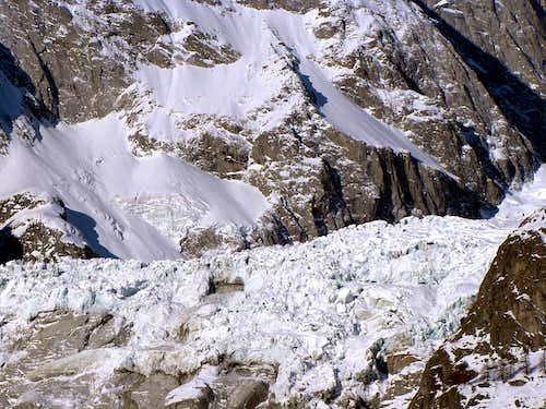 Glaciers de la Vallée d'Aoste