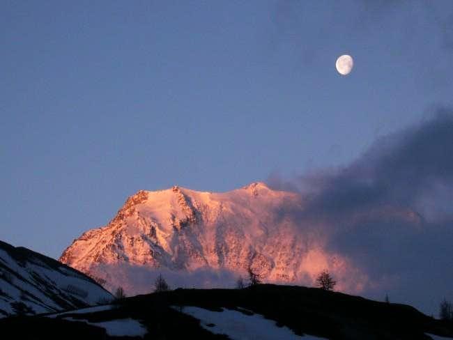 Sunrise to Fletschorn's...