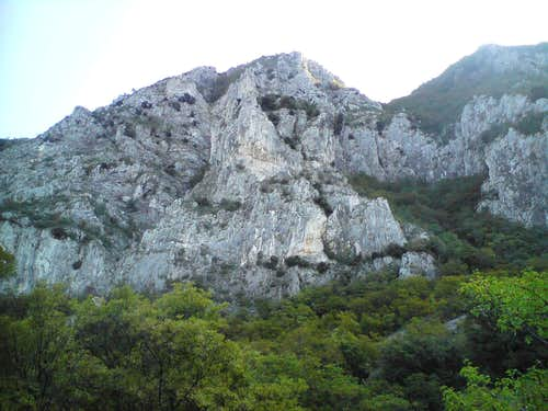 Sisol, Istra, Croatia