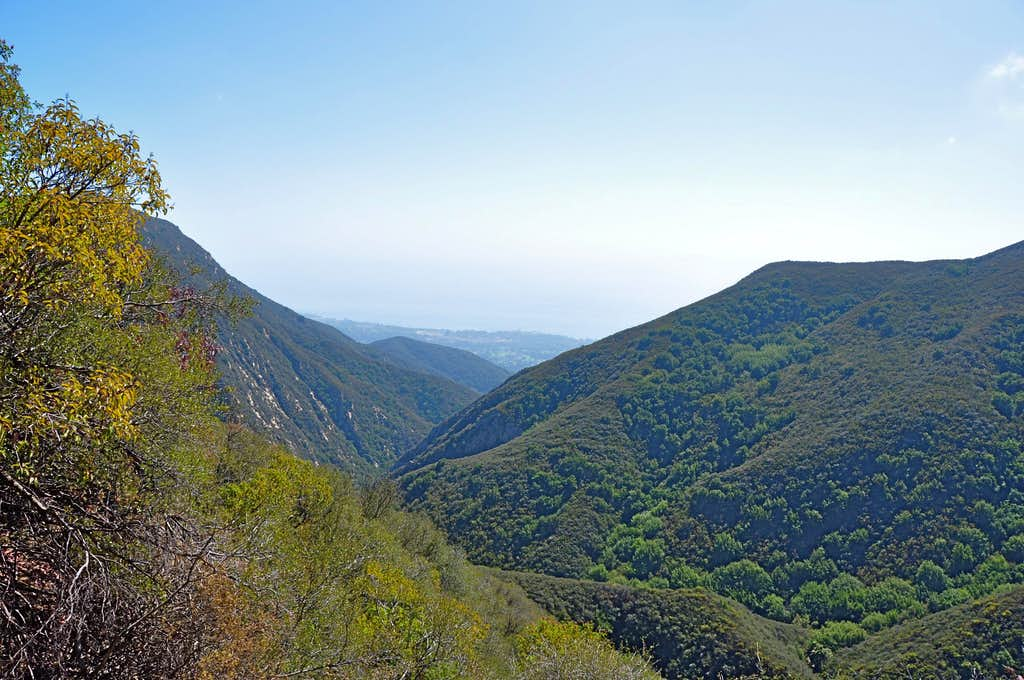 San Ysidro Canyon