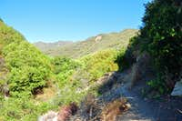 San Ysidro Canyon Trail