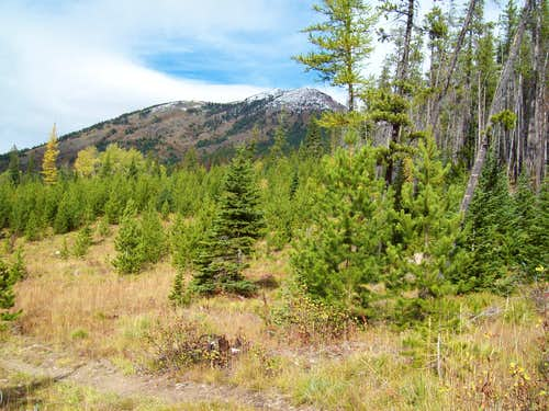 Fielding-Coal Creek Trail and Ole Creek Trail (GNP)